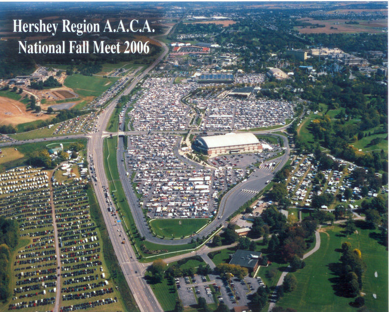 Hershey Auto Show 2017 >> Hershey Region Aaca Fall Meet Maps Information